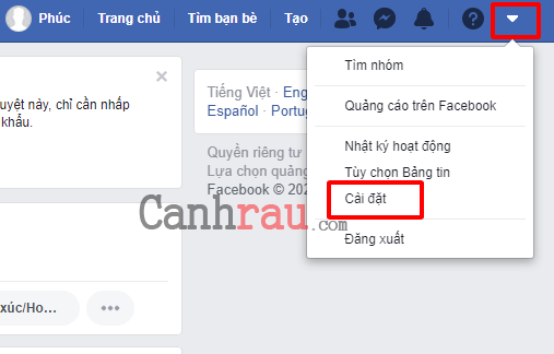 Cách hiển thị số người theo dõi trên Facebook mới nhất hình 16