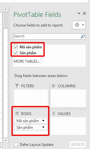 Cách lọc dữ liệu trùng nhau trong Excel hình 5