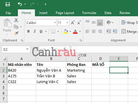 Cách sử dụng hàm MID trong Excel hình 4