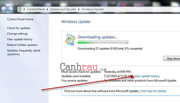 Cách sửa lỗi this copy of windows is not genuine hình 9
