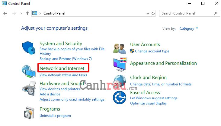 Cách xem địa chỉ IP trên máy tính hình 12