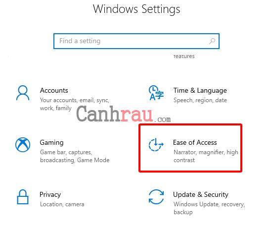 Hướng dẫn sửa lỗi bàn phím máy tính Laptop Windows 10 hình 11