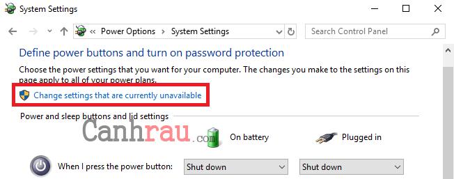 Hướng dẫn sửa lỗi bàn phím máy tính Laptop Windows 10 hình 4