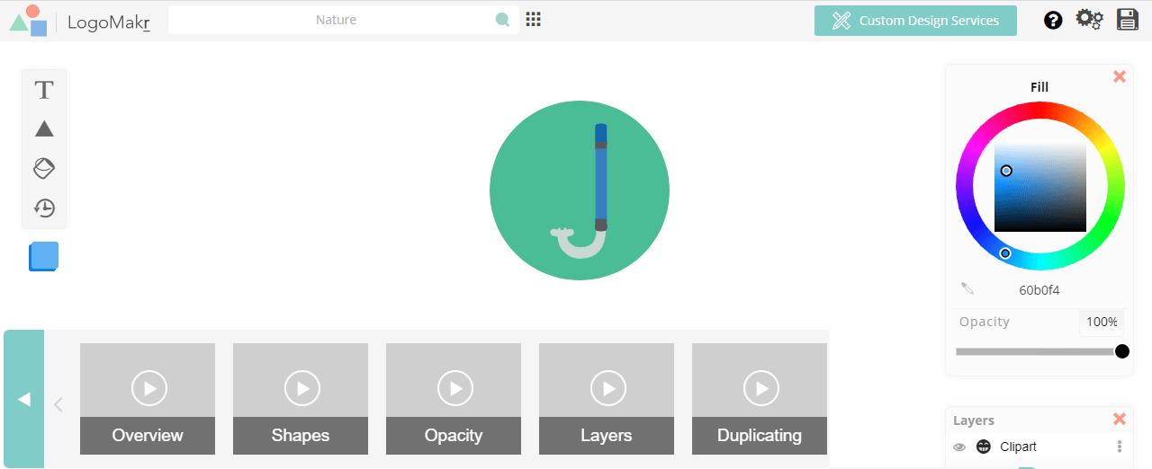 Phần mềm thiết kế logo online miễn phí hình 6