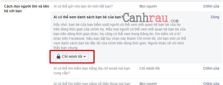 Cách bảo mật tài khoản Facebook không bị hack hình 10