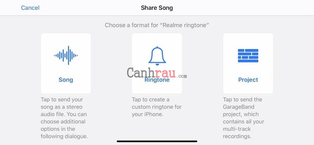 Cách cài đặt nhạc chuông cho điện thoại iPhone hình 19