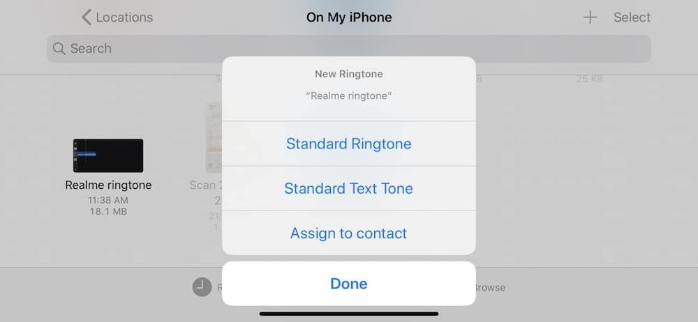 Cách cài đặt nhạc chuông cho điện thoại iPhone hình 21