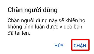 Cách chặn kênh Youtube trên máy tính và điện thoại hình 6