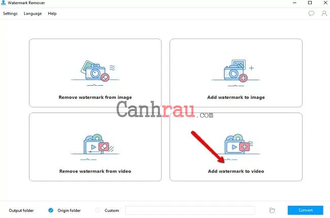 Cách chèn logo vào video miễn phí hình 2