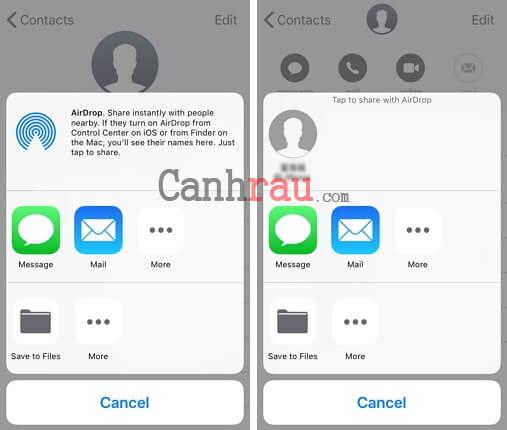 Cách chuyển tin nhắn từ iphone cũ sang iphone mới hình 10