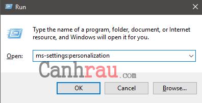 Cách làm trong suốt thanh Taskbar trên Windows 10 hình 6
