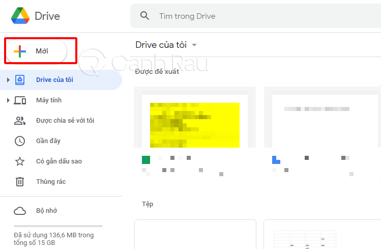 Cách tạo Google Form chuyên nghiệp hình 1