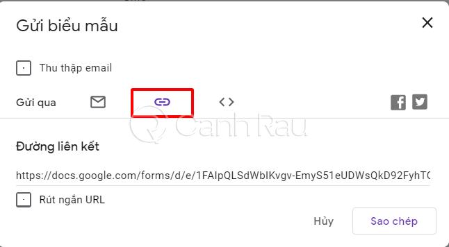 Cách tạo Google Form chuyên nghiệp hình 12