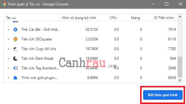 Cách tối ưu hóa tăng tốc Google Chrome hình 6