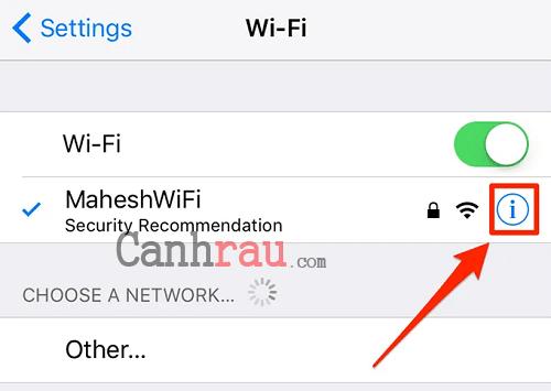Cách xem mật khẩu Wifi trên điện thoại iOS và Android hình 10