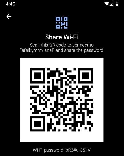 Cách xem mật khẩu Wifi trên điện thoại iOS và Android hình 7