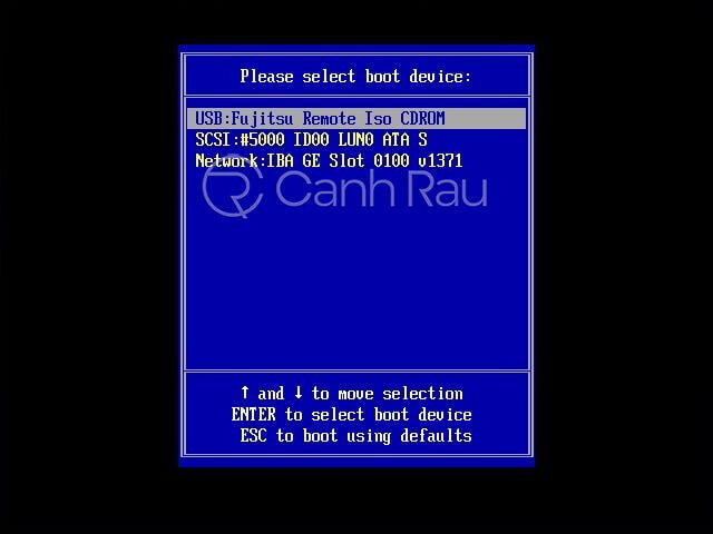 Hướng dẫn cài Windows 10 bằng USB 9