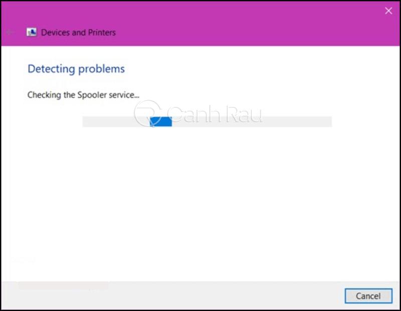 Hướng dẫn sửa lỗi máy in không in được hình 7