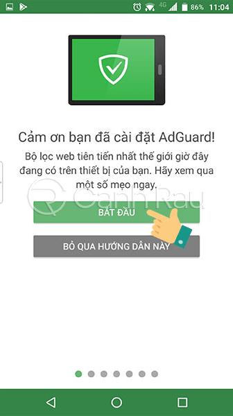 Cách chặn quảng cáo trên Android hình 8