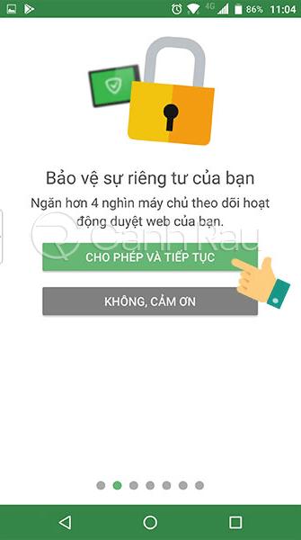 Cách chặn quảng cáo trên Android hình 9