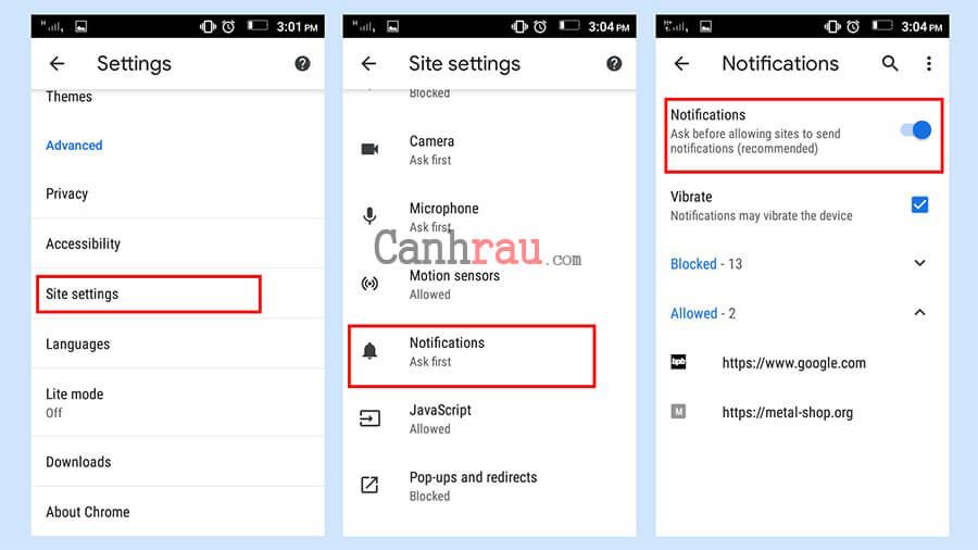 Cách chặn quảng cáo trên điện thoại Android hình 3
