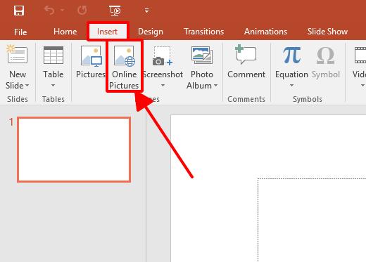 Cách chèn hình ảnh động GIF vào PowerPoint hình 6
