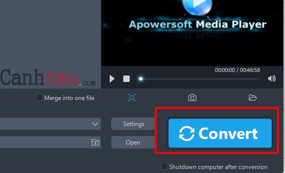 Cách chèn sub phụ đề vào video hình 8