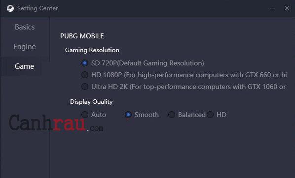 Cách chơi PUBG Mobile trên PC không lag hình 13