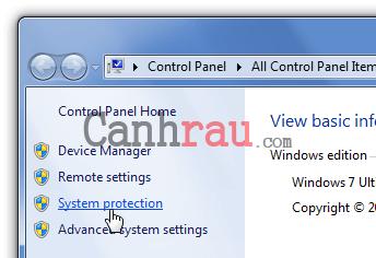 Cách dọn rác máy tính trên Windows 7 hình 11