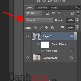 Cách làm tăng độ nét của ảnh bằng Photoshop hình 15