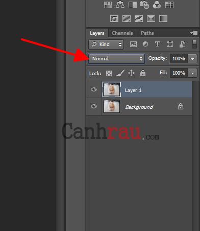 Cách làm tăng độ nét của ảnh bằng Photoshop hình 4