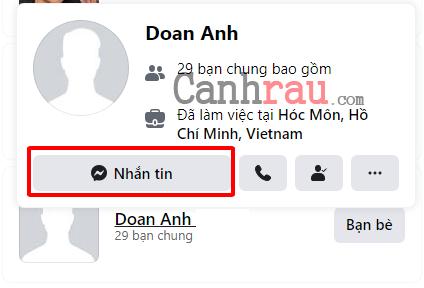 Cách lọc bạn bè không tương tác trên Facebook hình 5