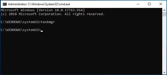 Cách mở Task Manager trên máy tính Windows hình 7