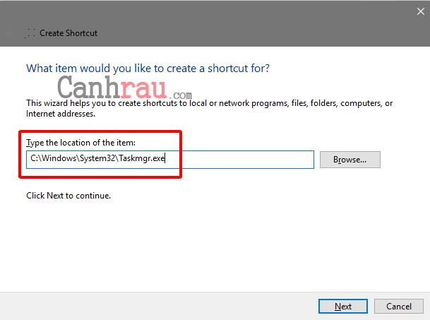Cách mở Task Manager trên máy tính Windows hình 8