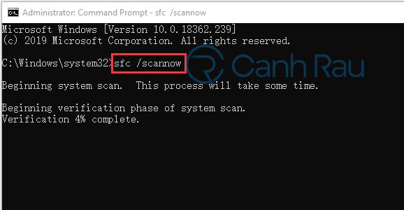 Cách sửa lỗi máy tính Windows bị treo đơ hình 12