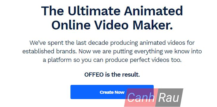 Cách tạo intro online miễn phí hình 10