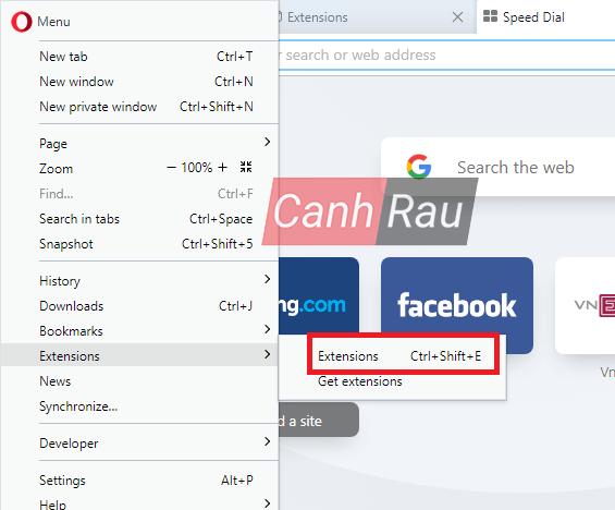 Cách tắt adblock trên trình duyệt hình 11