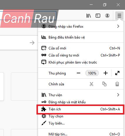 Cách tắt adblock trên trình duyệt hình 7