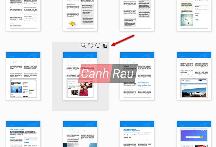 Cách xóa trang trong PDF hình 4