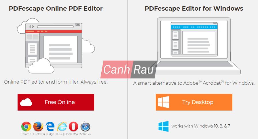 Phần mềm chỉnh sửa file PDF miễn phí tốt nhất hình 4