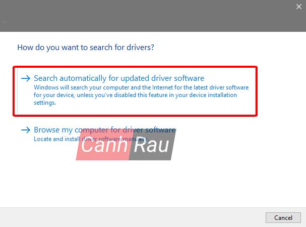 Sửa lỗi iTunes không nhận iPhone hình 8