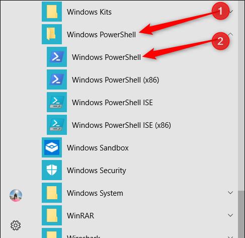 Windows PowerShell là gì hình 5