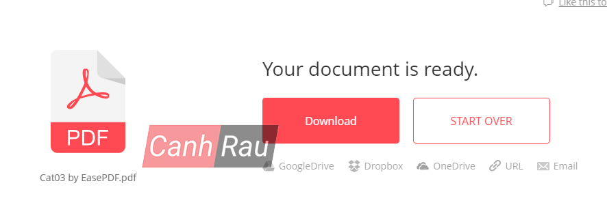Cách chuyển file ảnh sang PDF hình 3
