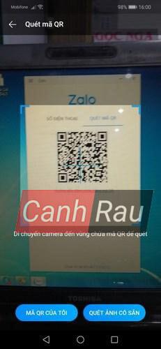 Cách đăng nhập Zalo trên máy tính hình 9