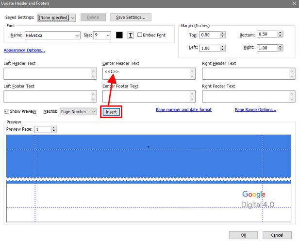 Cách đánh số trang trong file PDF hình 21