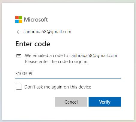 Cách đổi mật khẩu Skype hình 24