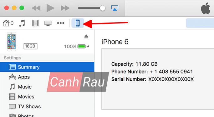 Cách sao lưu danh bạ iPhone vào Gmail với Settings