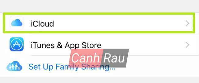 Cách đồng bộ danh bạ từ iPhone lên Gmail