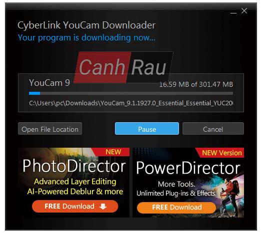 Cách mở camera trên laptop hình 3