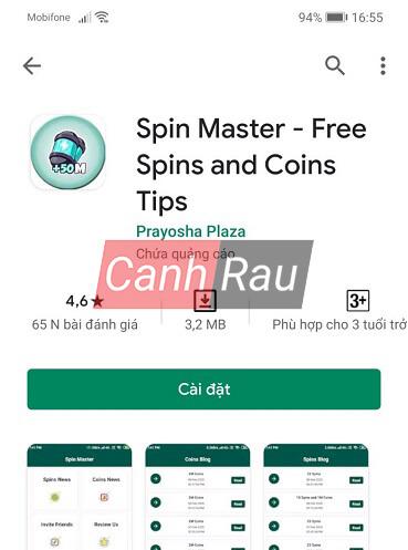 Cách nhận spin free trong coin master hình 8